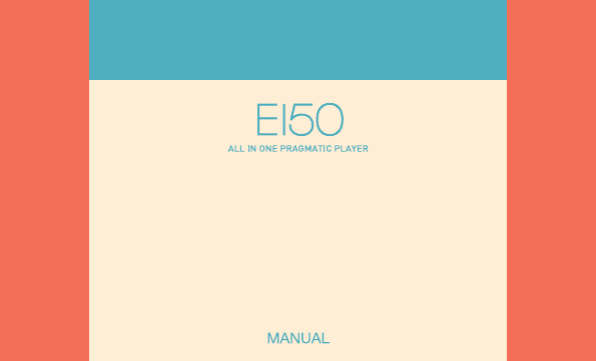 艾利和E150说明书