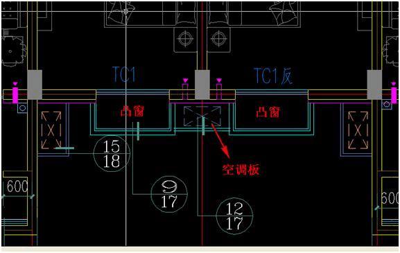 墙身大样图在钢筋软件中的处理