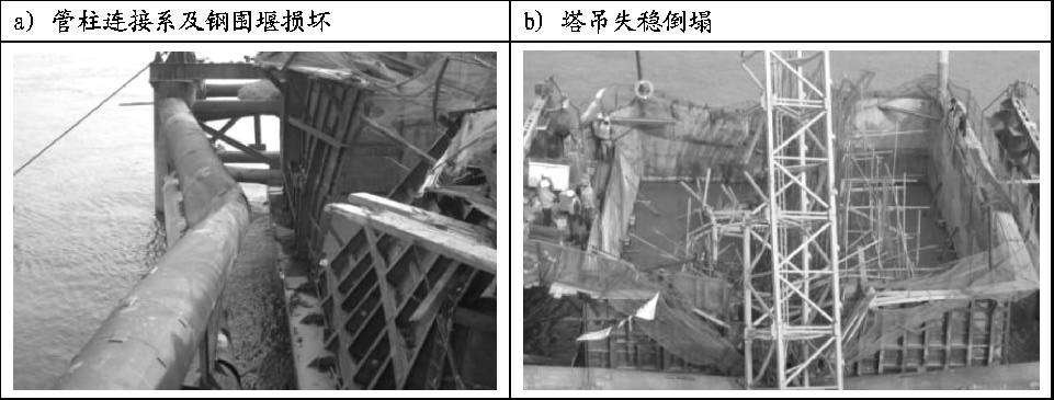 某大桥桥墩受船舶撞击静力计算和评估