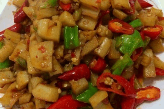 最下饭的16道家常菜做法扁豆(转贴)大全角和猪肉怎么炒好吃图片
