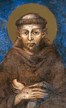 天主教圣人-圣方济亚西西