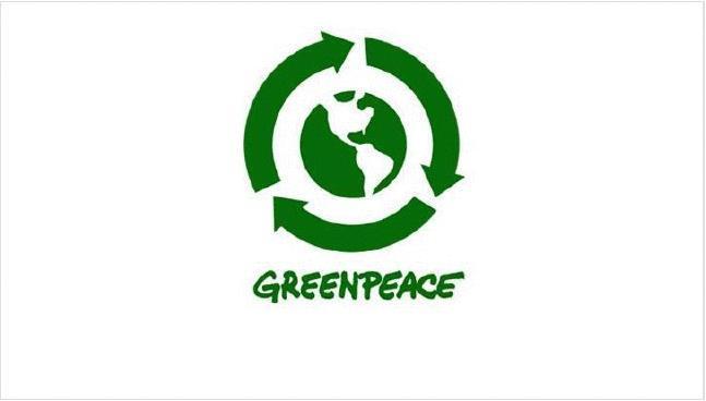 国际绿涩和平组织+