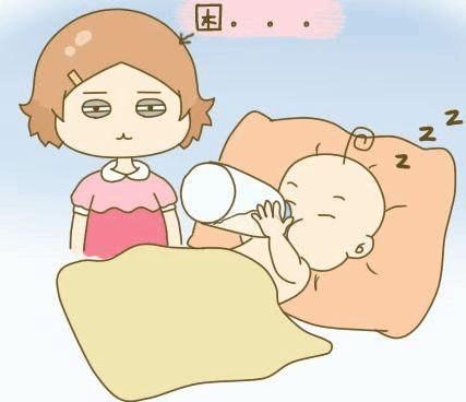 如何给宝宝断夜奶?用这一招轻松搞定