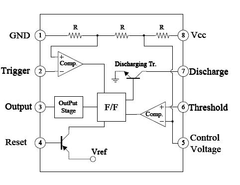 实验4指导书 555定时器电路设计