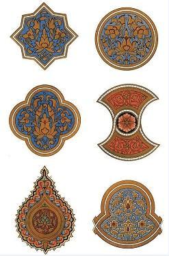 浅谈伊斯兰教艺术图片