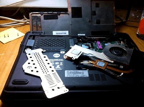 华硕f6ve、联想G450拆机图解