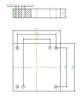 机构设计师v机构上机试题一模具清华大学建筑设计答案图片