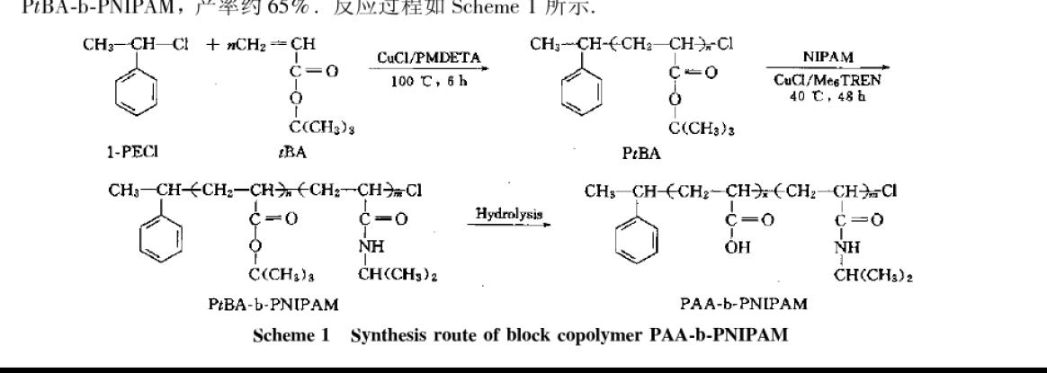做爱技巧囹�a�n�i*_聚丙烯酸b聚n异丙基丙烯酰胺嵌段共聚物的合成及其温度和ph值敏感性自
