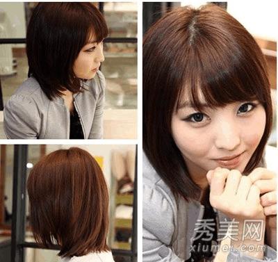胖脸女生适合的发型 8款修颜显瘦发型推荐