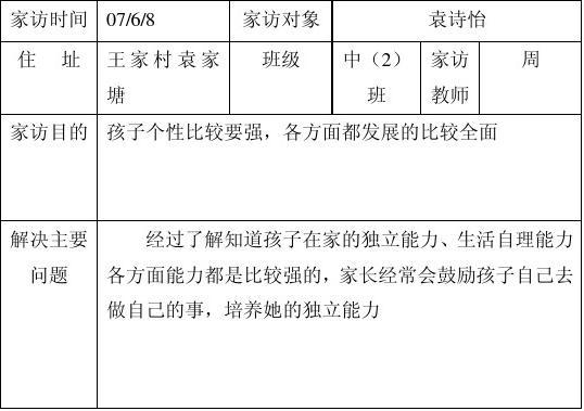 河塘中心幼儿园v河塘情况记录表是二中吗威海高中图片