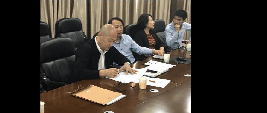 所有分类 热烈祝贺北京海汇盛景签约中国大同潘家园项目携手大同叶茂图片