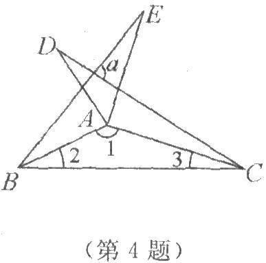 2011七年级数学下(几何部分期末复习)