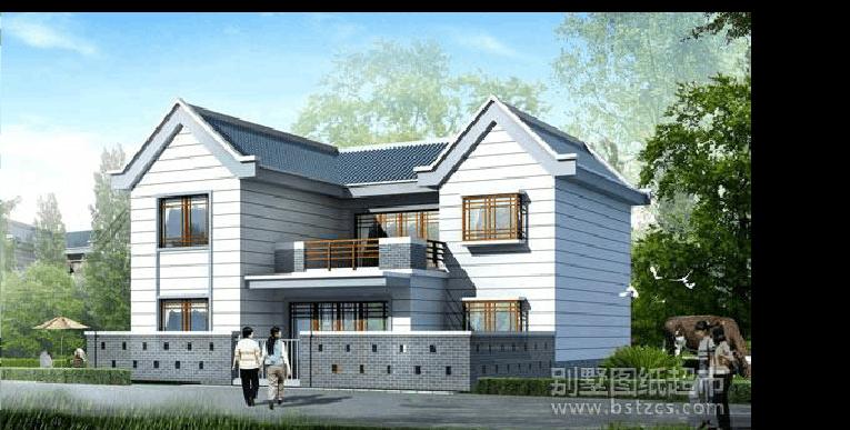 免费文档 所有分类 工程科技 建筑/土木 新型农村房子模型  农村房子