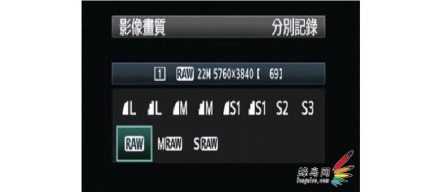 影像画质如何选 6个方面解读JPEG与RAW