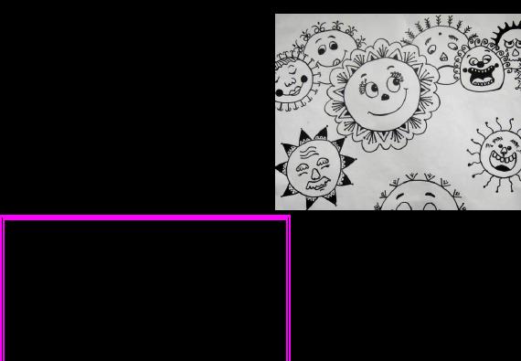 展示 展示绘画作品并鼓励幼儿互相说说. ◆活动建议 1.图片
