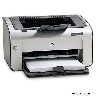 解决惠普HP打印机共享打印文件时速度