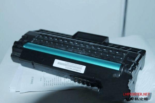 三星4200 4300、施乐3119激光打印机硒鼓添加碳粉及更换芯片方法图解教程