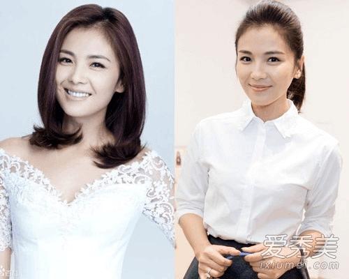 刘涛也剪短发了 女星长短发对比你看好谁?