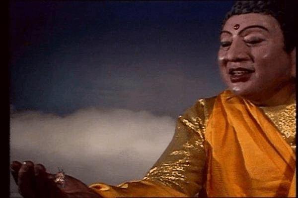 西游记中最会忽悠人的一个神仙,徒弟比如来佛祖还多图片