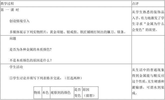 北京新课标九年级下册初中化学《第10章 金属 第二节 金属的化学性质》_34