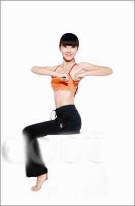 MM必备减腹部的瑜伽动作