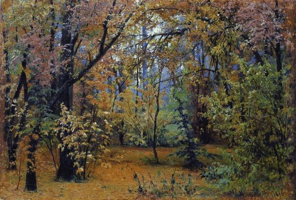 俄罗斯大师风景油画作品鉴赏图片