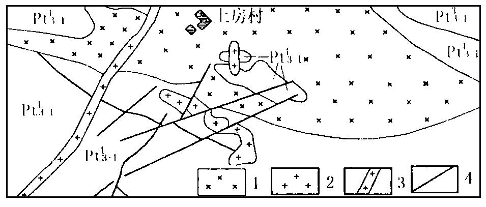河南省栾川县上房斑岩钼矿床地质地球化学特征及成因_徐兆文