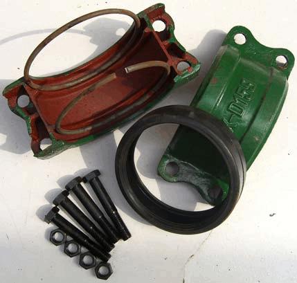 卡箍式柔性管接技�g�Y料