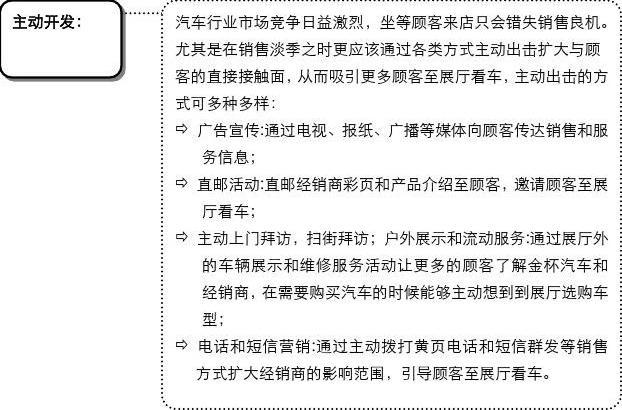 4s店维修接待流程_汽车4S店标准销售流程_文档下载