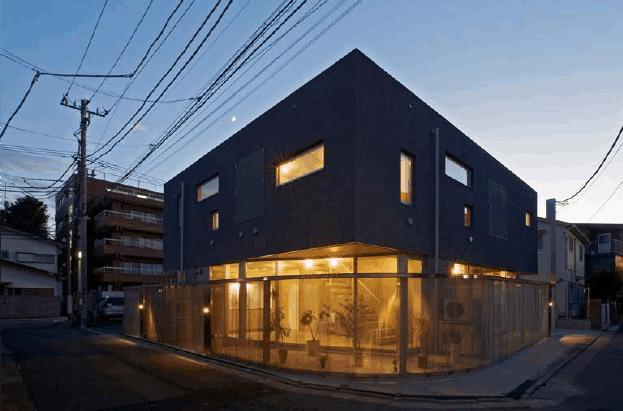 东京Maglia Jiyugaoka住宅设计