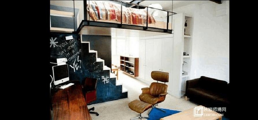 33平米小户型单身公寓装修效果图
