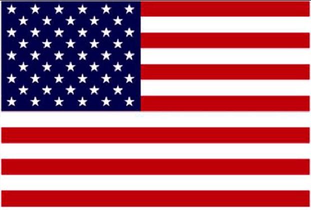 美国国旗的变化