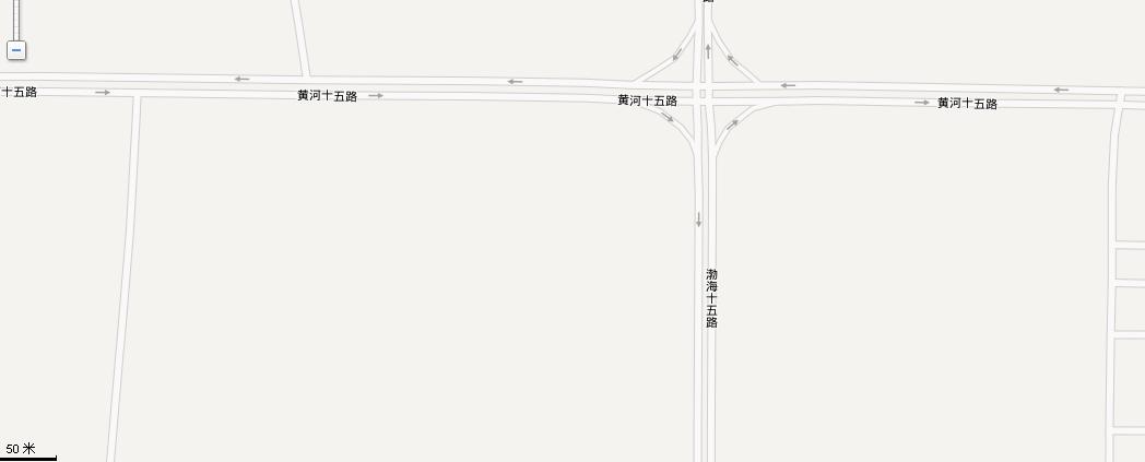 滨州科目三道路考试四号路线