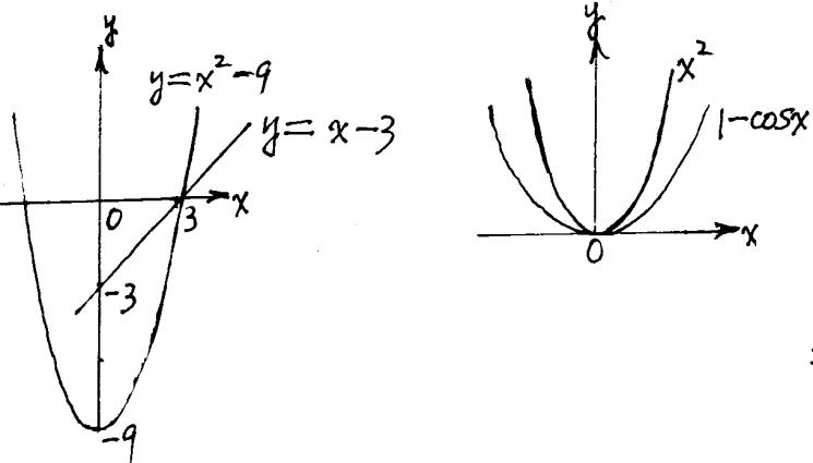 4  第七节  无穷小的比较  第八节  函数的连续性与间断点  第九节  连续函数的运算与初等函数的连续性