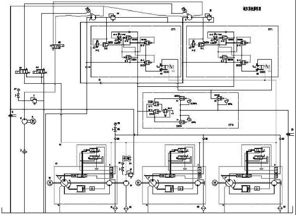 1 液压绞车工作原理图片