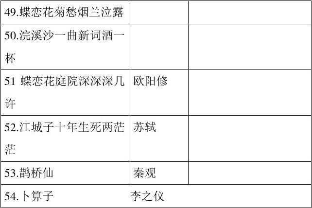 新课标高考高中复习汉字文必修初中拼音文言文背诵语文人教初中版注语文语文给一语图片
