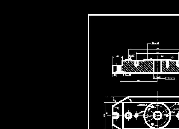 """""""ca6140车床法兰盘""""零件的机械加工工艺规程40大批生产41_毕业论文(图"""