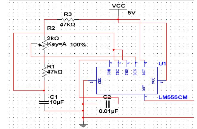 交通灯控制电路设计 数电课程设计图片
