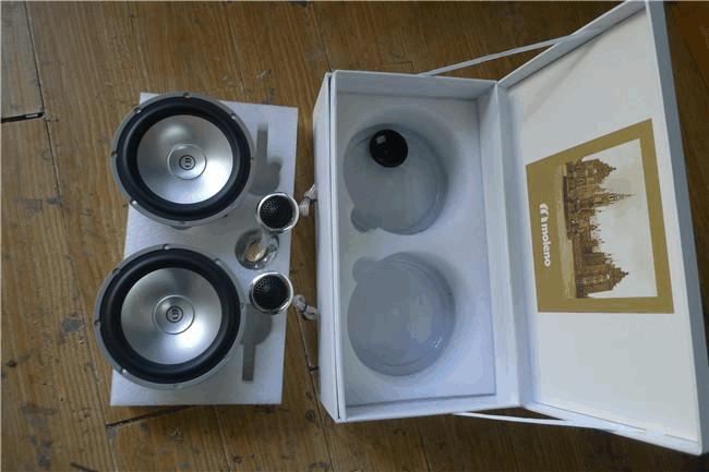 帕杰罗魔乐歌A6音响改装案例解析  青岛道声煜丰隆专业汽车音响改装店改装