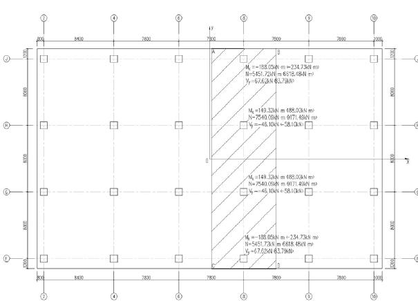 平板式筏板基础例题图片