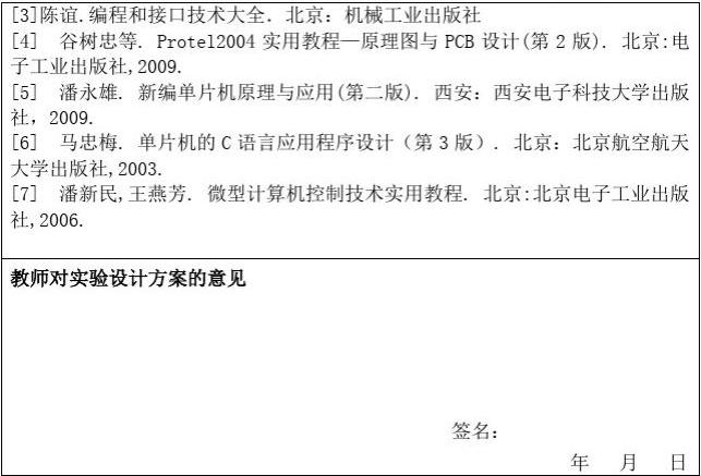 单片机秒表设计实验报告(1)图片