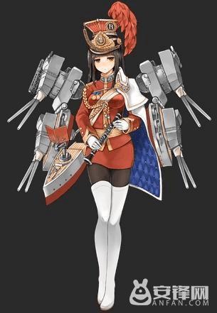 战舰少女皇家橡树号君主级战列舰属性介绍