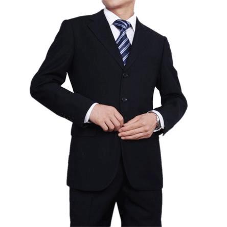 无忧文档 所有分类 求职/职场 求职/面试 男士如何穿西装  正式场合穿图片