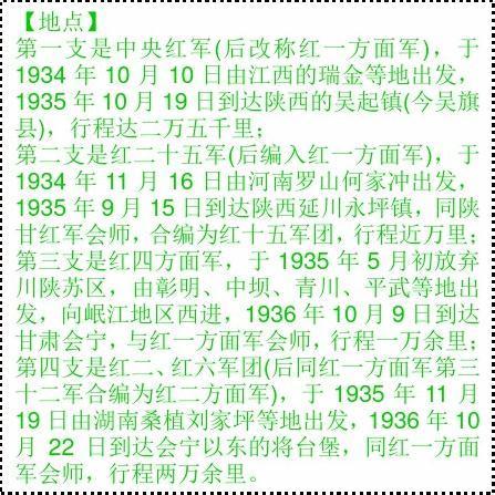 (最新)小学生手抄报红军长征电子小报
