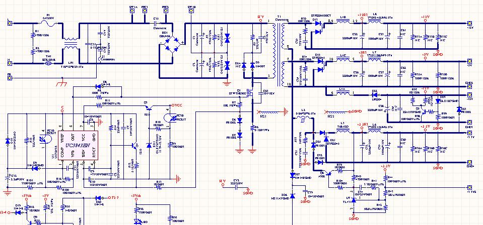 电路 电路图 电子 原理图 959_448图片