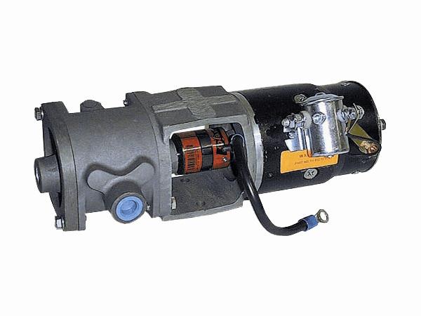 电动真空泵说明书