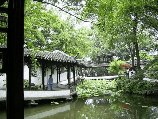 园林设计案例_经典园林景观设计案例cad图集_园林别墅设计
