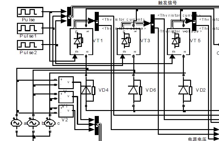 用matlab画电路�_1.1 matlab软件运用电脑仿真电路模型