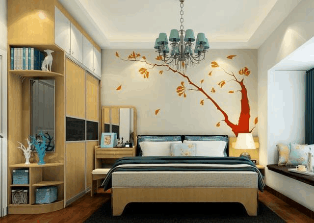 12平米卧室设计 最好看的卧室设计