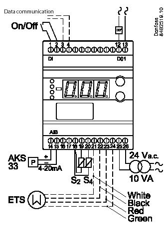电子膨胀阀控制系统原理,安装调试和故障诊断图片